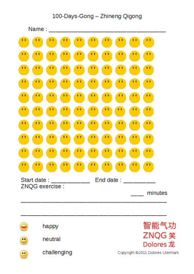 Zhinengqigong Gong-sheet